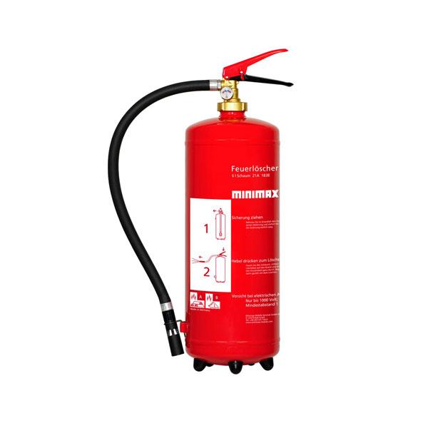 Relativ Feuerlöscher Shop: Löschmittel nach DIN EN 3 HE57