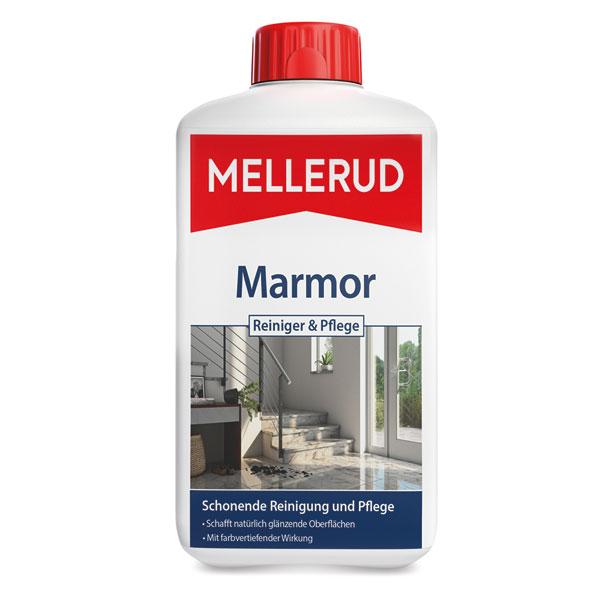 mellerud marmor reiniger und pflege zur unterhaltsreinigung aller marmoroberfl chen. Black Bedroom Furniture Sets. Home Design Ideas