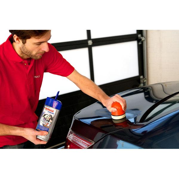 sonax xtreme polish wax 2 hybrid npt politur gegen feine. Black Bedroom Furniture Sets. Home Design Ideas