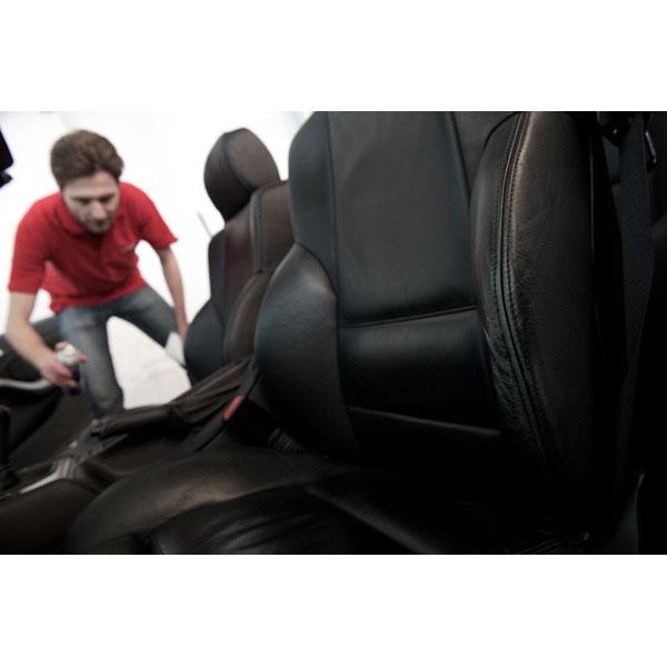 sonax xtreme lederpflegeschaum nanopro zur reinigung und pflege von autoleder motorradkombis. Black Bedroom Furniture Sets. Home Design Ideas