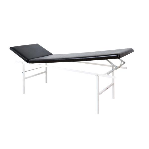 s hngen untersuchungsliege 65 cm hoch schwarz kopf und. Black Bedroom Furniture Sets. Home Design Ideas