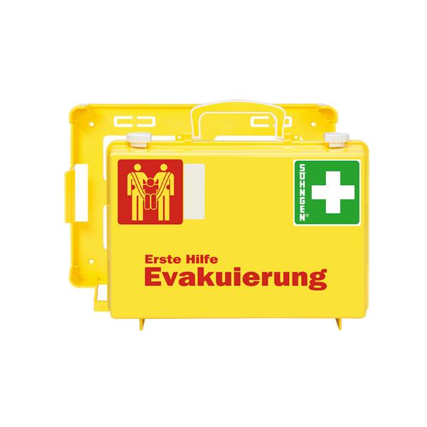 s hngen evakuierungskoffer sn cd gelb erste hilfe koffer. Black Bedroom Furniture Sets. Home Design Ideas