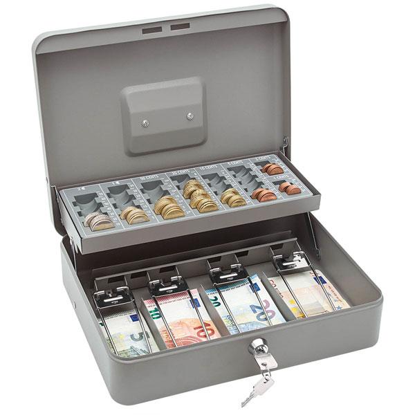 Wedo Geldzählkassette Standard Plus Für Banknoten Und Euro Münzen