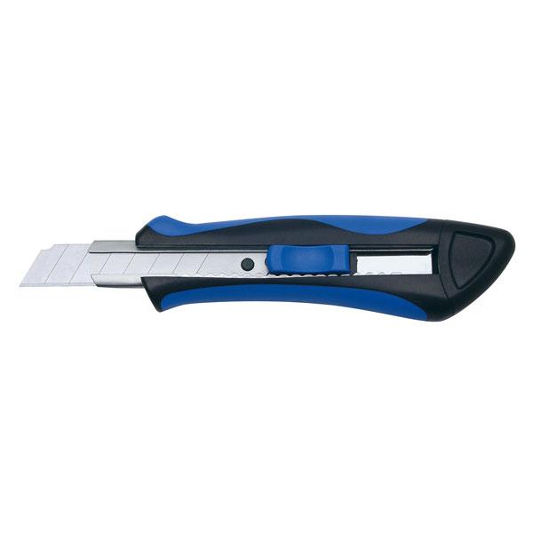 wedo cutter softgrip cuttermesser mit rutschbremse und rasterautomatik. Black Bedroom Furniture Sets. Home Design Ideas